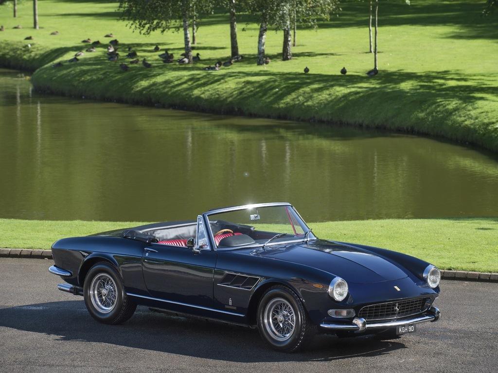 Ferrari 275 Gts Rhd 07153 Tom Hartley Jnr