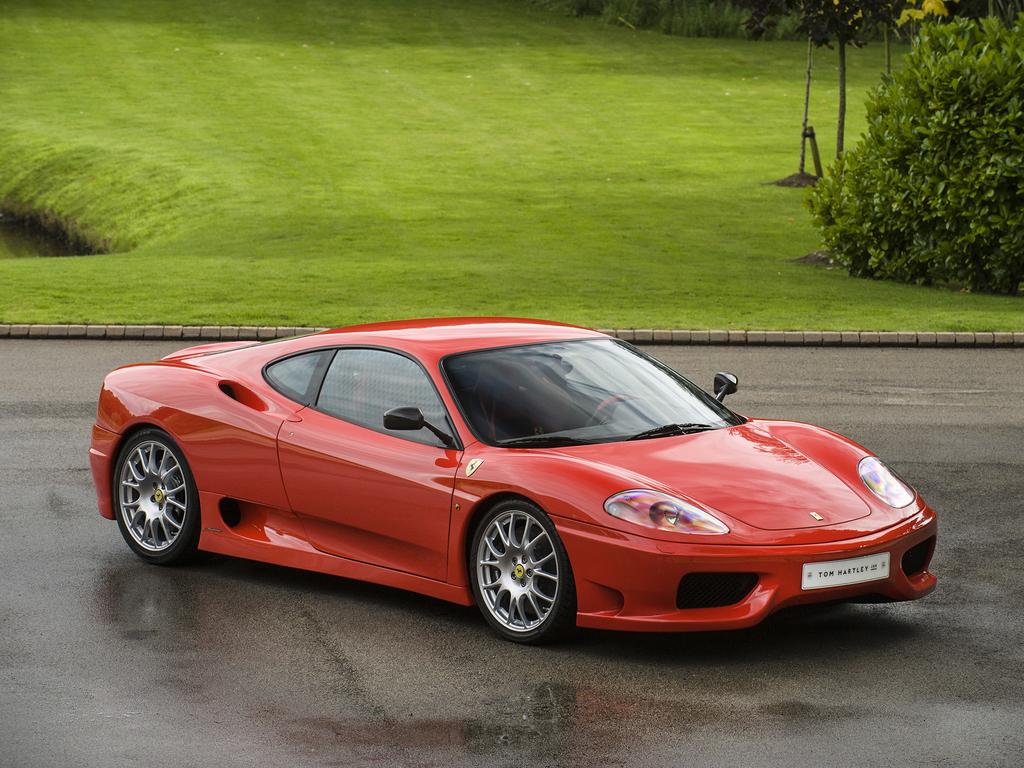 Ferrari 360 Herausforderung Stradale Tom Hartley Jnr