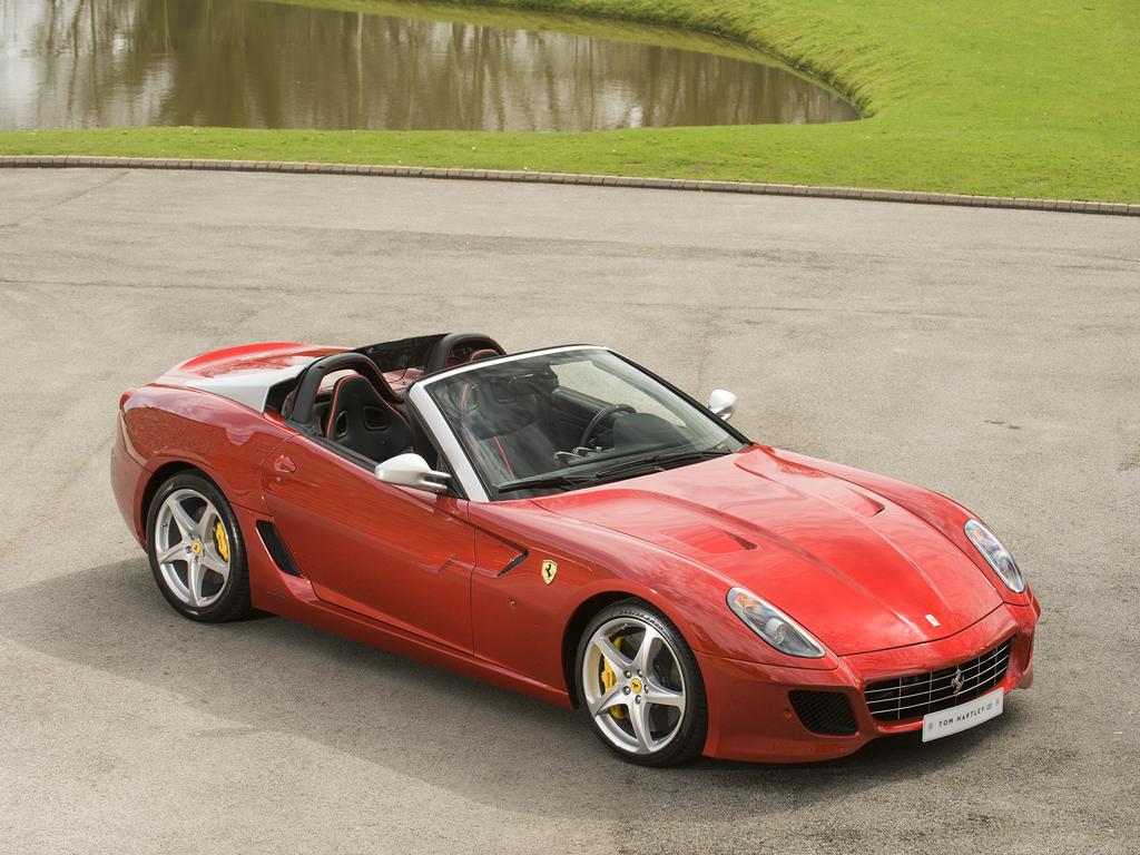 Ferrari 599 Sa Aperta 178653 Tom Hartley Jnr