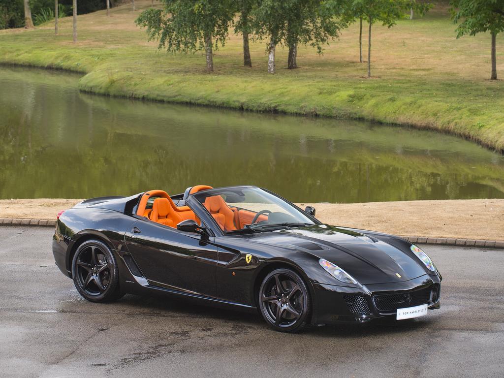 Ferrari 599 Sa Aperta 182820 Tom Hartley Jnr