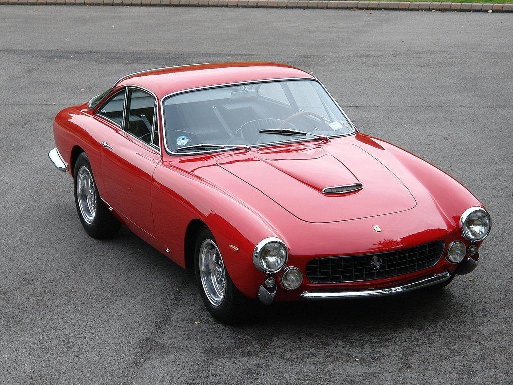 Ferrari 250 Gt Lusso 5339 Tom Hartley Jnr