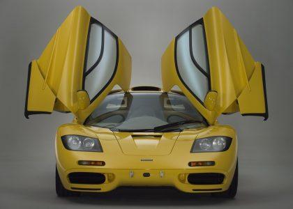 The World's Greatest McLaren F1 Road Car