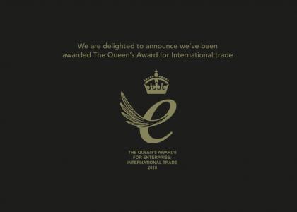 Tom Hartley Jnr LTD is awarded Queen's award for International Trade