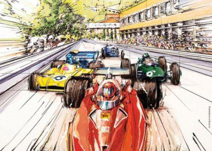 Monaco Historique Grand Prix 2018