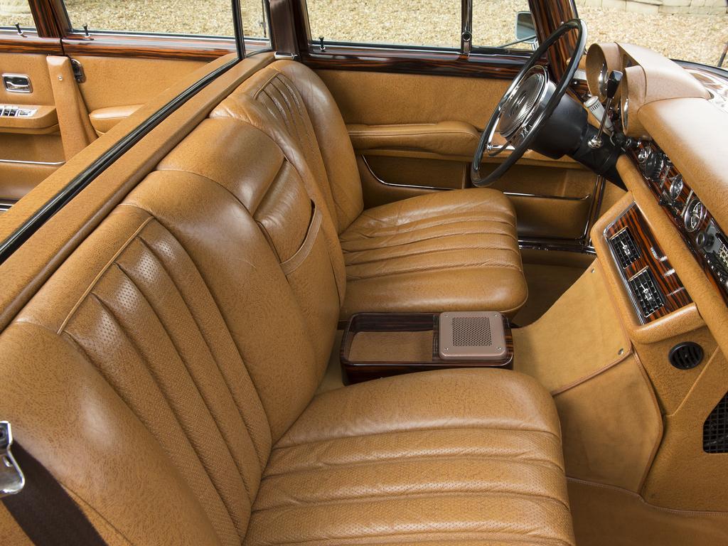 Mercedes Benz 600 Pullman Landaulet 001854 Tom Hartley Jnr