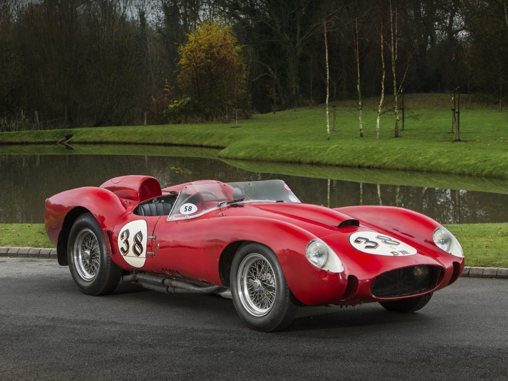 Ferrari 250 Tr 0704 Tom Hartley Jnr