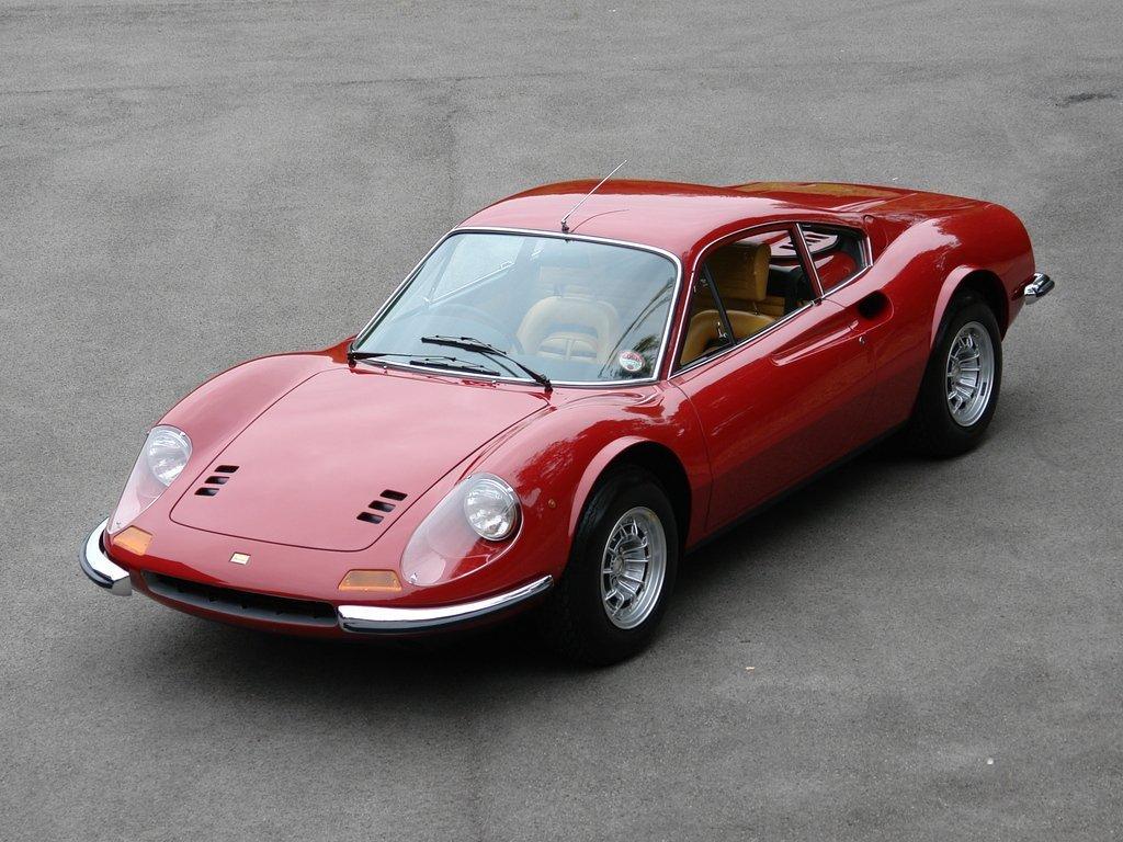 Ferrari Dino 246 Gt Chairs Flares 7168 Tom Hartley Jnr