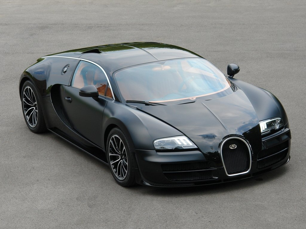 Bugatti Veyron Super Sport 795002 Tom Hartley Jnr