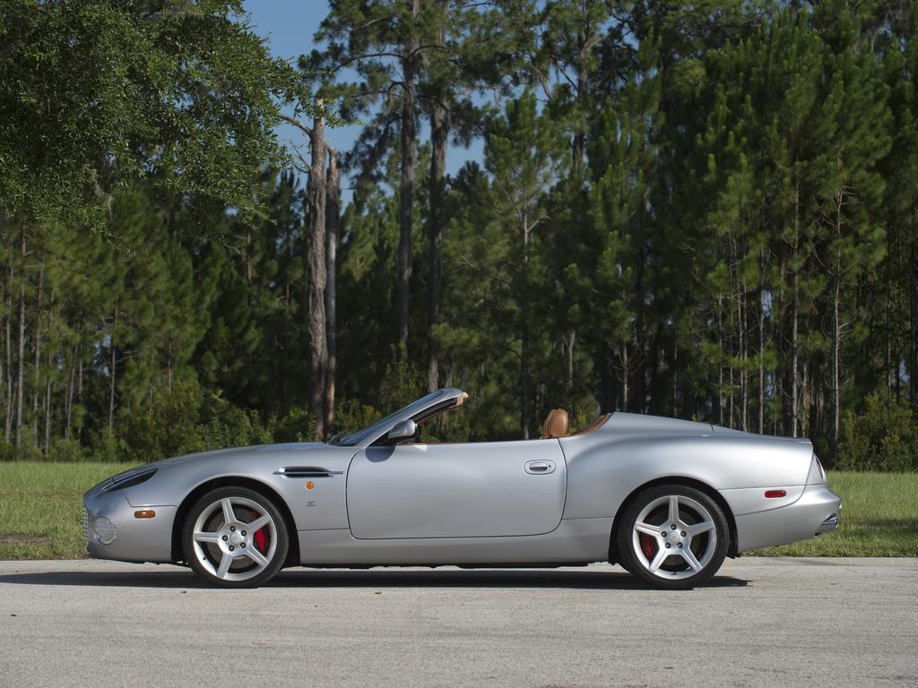 Aston Martin Db Ar1 Us Amerikanisches Auto 800024 Tom Hartley Jnr