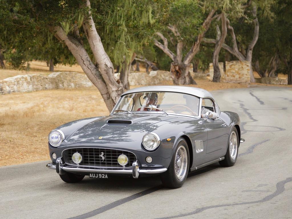 Ferrari 250 Gt Swb California Spyder 4121gt Tom Hartley Jnr