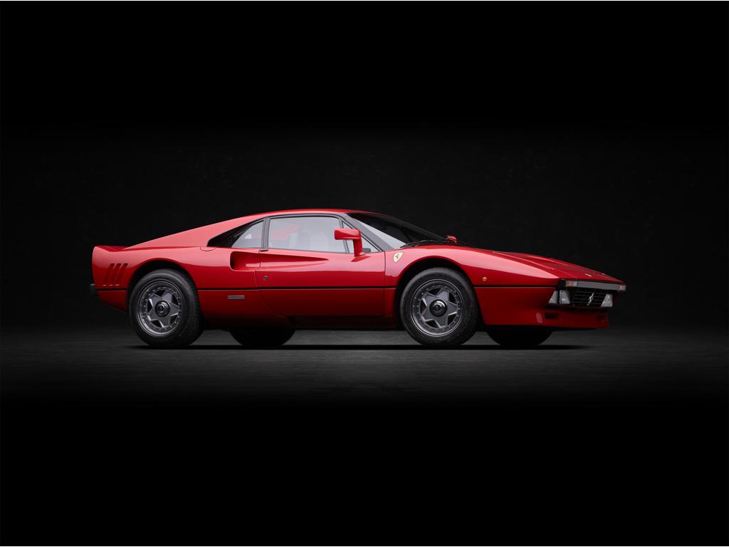 Ferrari 288 Gto 52465 Tom Hartley Jnr