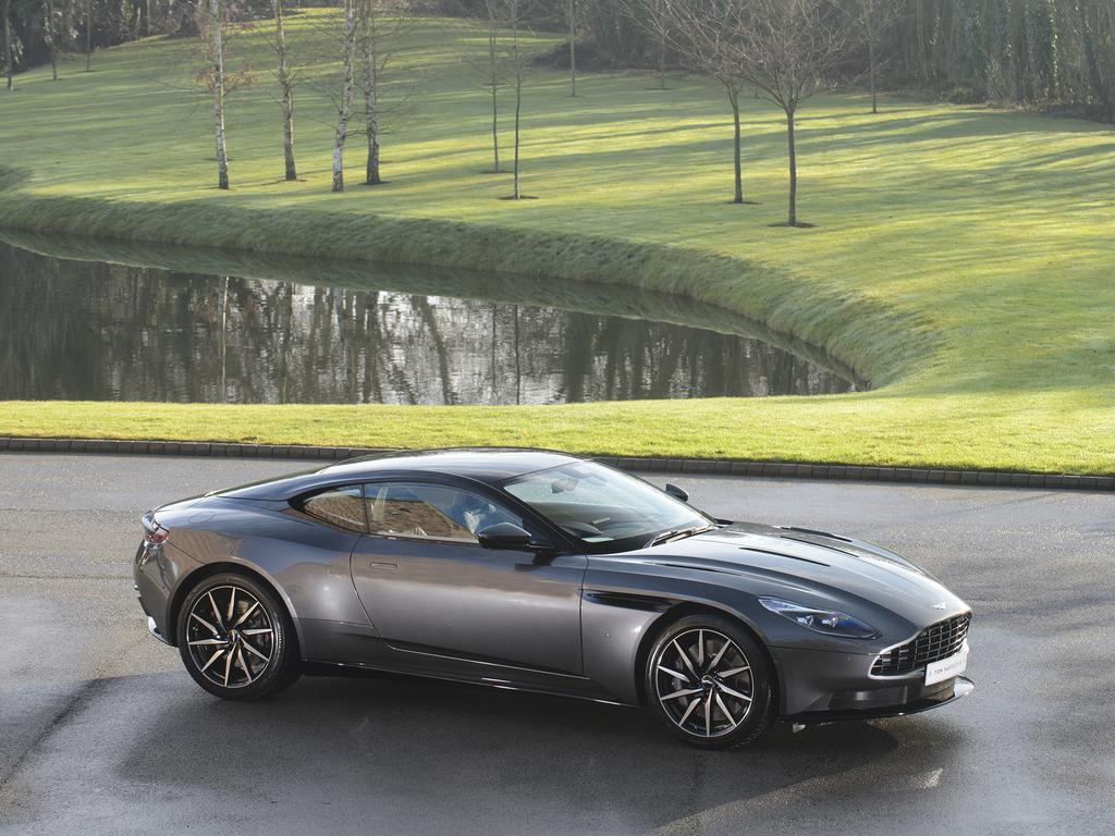 Aston Martin Db11 Gl00302 Tom Hartley Jnr