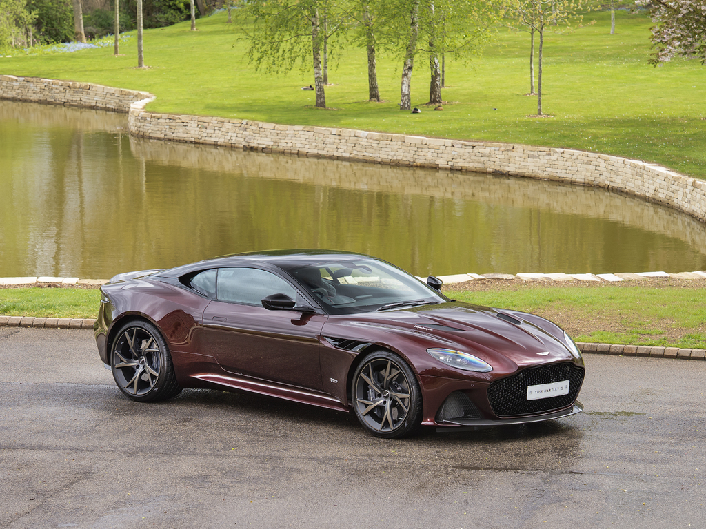 Supercars Gallery Aston Martin Dbs Superleggera Divine Red