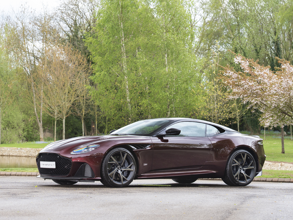 Aston Martin Dbs R00609 Tom Hartley Jnr