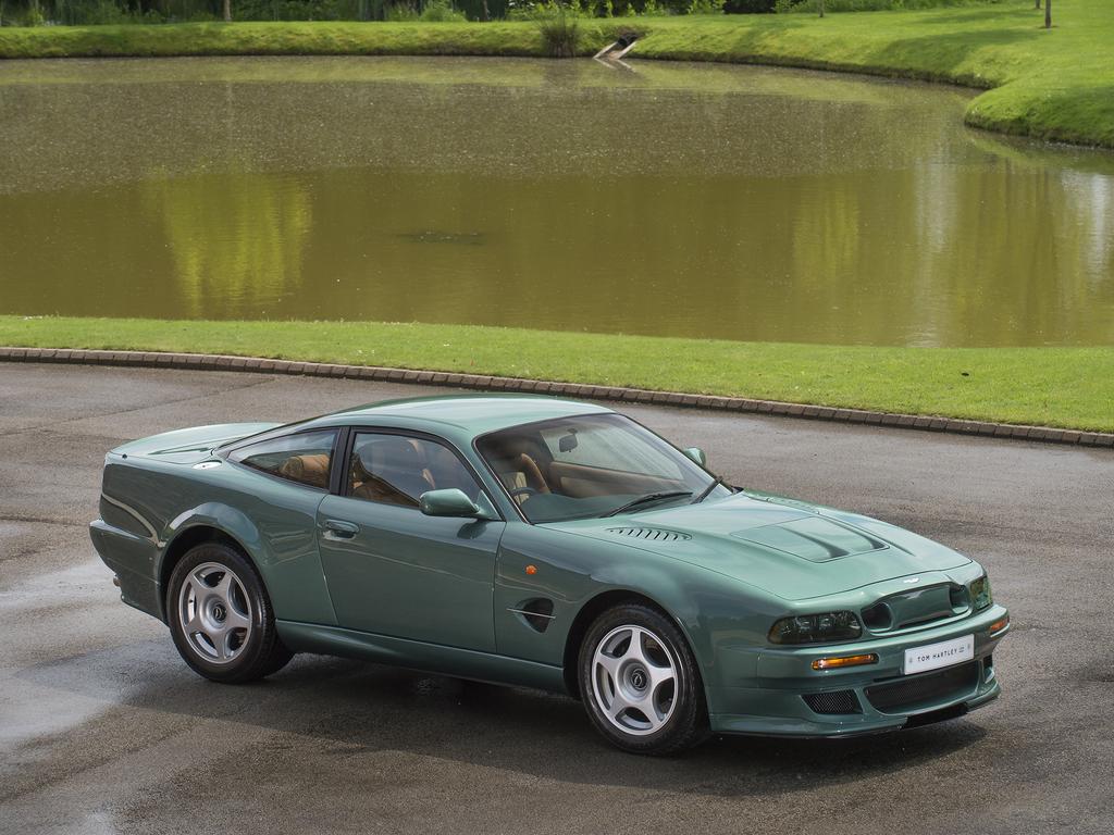 Aston Martin V550 Le Mans 70269 Tom Hartley Jnr