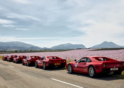Ferrari 288 GTO Tour