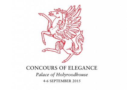 News: Concours of Elegance 2015