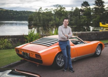 News: Meet the owners at the 2015 Concours of Elegance