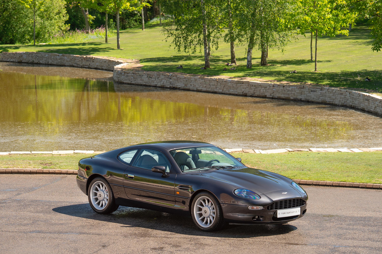 Aston Martin Db7 102461 Tom Hartley Jnr