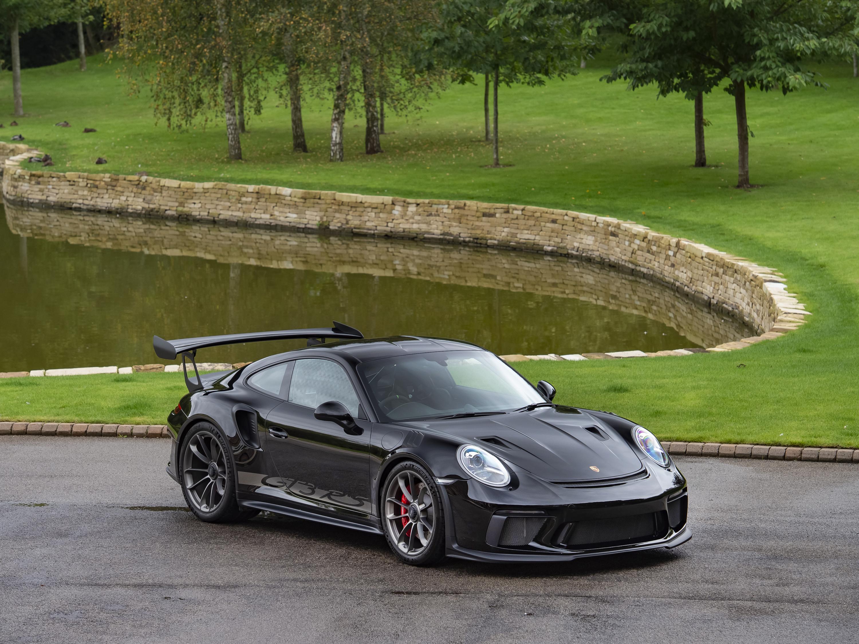 Porsche 911 Gt3 Rs 991 158167 Tom Hartley Jnr