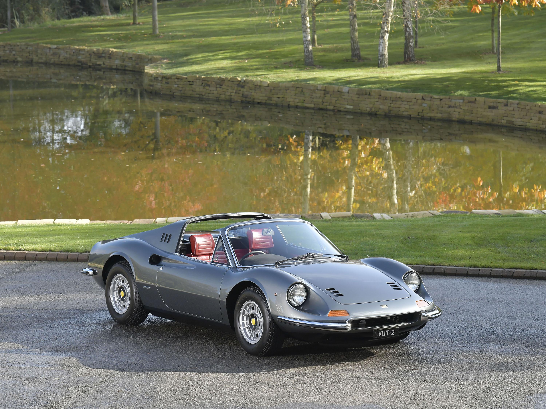 Ferrari Dino 246 Gts 06874 Tom Hartley Jnr