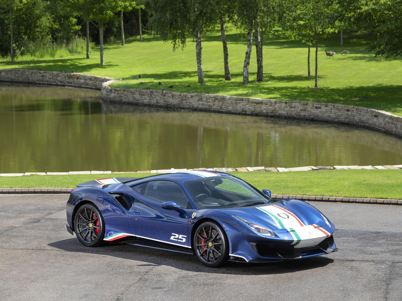 Ferrari 488 Pista Piloti 252813 Tom Hartley Jnr